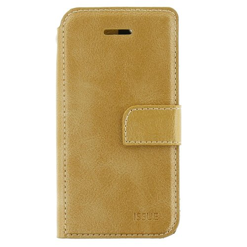 Molan Cano Issue Book Pouzdro na Samsung Galaxy S10 Gold