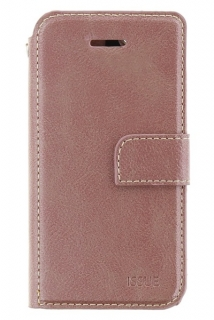 Molan Cano Issue Book Pouzdro na Samsung Galaxy J6 2018 Rose Gold